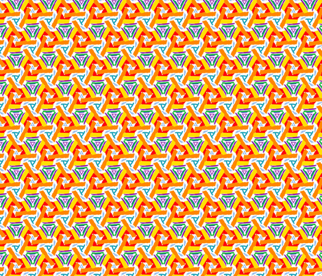 Marrakesh Tapestries fabric by dreams_and_whimsy on Spoonflower - custom fabric