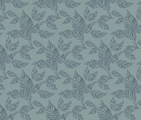 Conservatory_PARK_Seamless_3600x3600 fabric by raymondwarenyc on Spoonflower - custom fabric