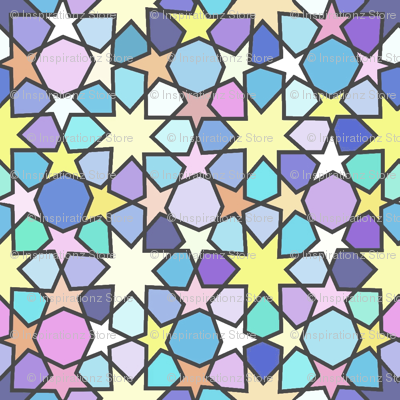 Arabian Sky Stars