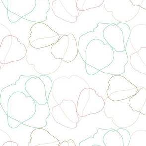 The Floral Petals Pattern