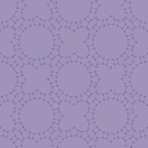 Starlight Lattice: Violet 5+7
