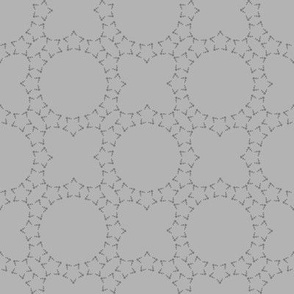 Starlight Lattice: Pure Gray 6+8
