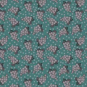 GreyGrapesPolkaDots