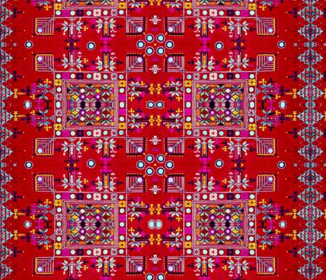 Habibi La lI fabric by elphaba09 on Spoonflower - custom fabric