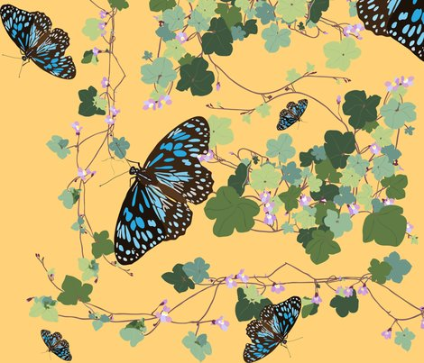 Australian-native-violet-and-blue-butterfly-yellow_shop_preview