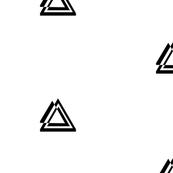 Arrowheads on white