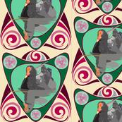 2941 Dusky Moorhen Nouveau#1Cream