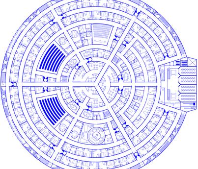 Deck Plan Blueprint fabric by jlindberg on Spoonflower - custom fabric