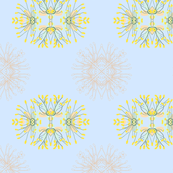 2941 Phebalium-Abstract-Blue