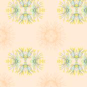 2941 Phebalium-Abstract-Orange