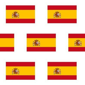 Spanish Flag // Large
