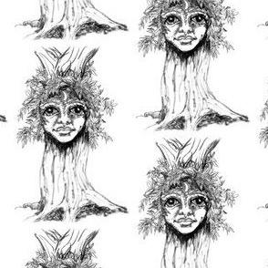 I tree - Turrong/dryad