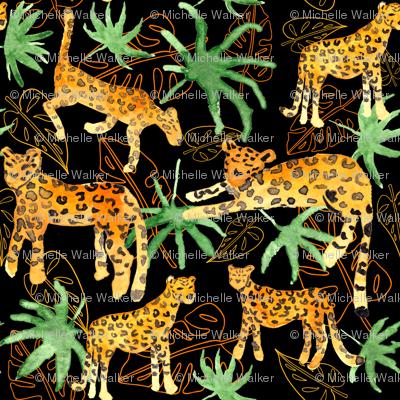 Jungle Leopards