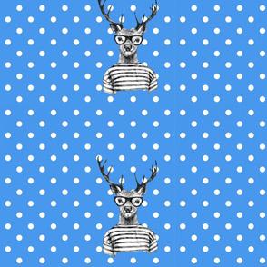 blue-polka-dot-background