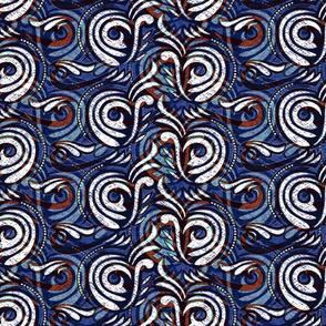 Josaphat Blue