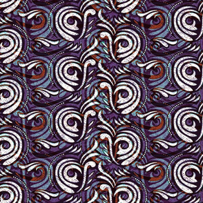 Josaphat Purple