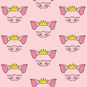 princess pig-faces-no-outline