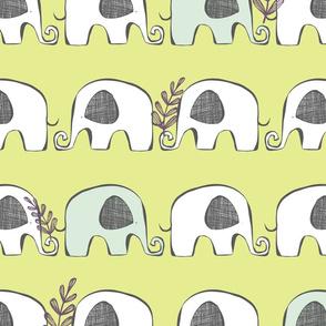 Elephant Parade - Effies Garden Collection