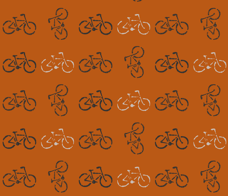 184BikeB fabric by miamaria on Spoonflower - custom fabric