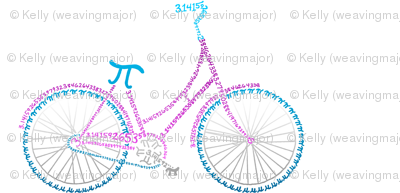 "Bohemian pi-cycle (12"")"