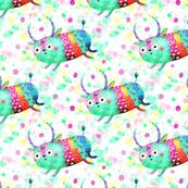 bufalo pattern