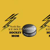 gold hockey mom-3