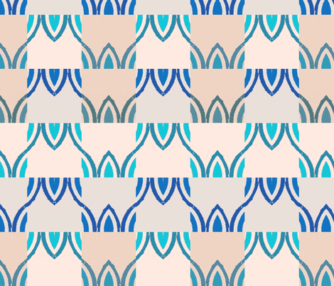 Ceramic-tiles fabric by miamaria on Spoonflower - custom fabric