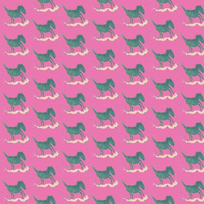 star pony pink