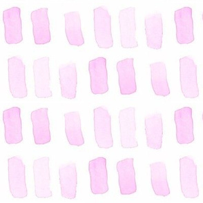 pink watercolor lines