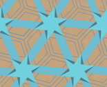 Rraqua-blue-and-beige-stars-and-triangles_thumb