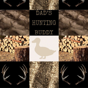 Dads hunting buddy - browns