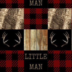 Little man rustic cabin