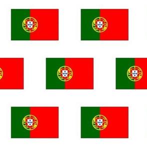 Portuguese Flag // Large