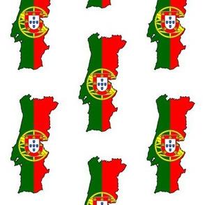 Portuguese Flag Overlay // Large