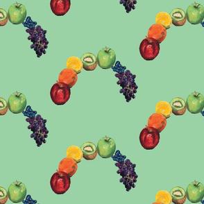 Green Rainbow Fruit