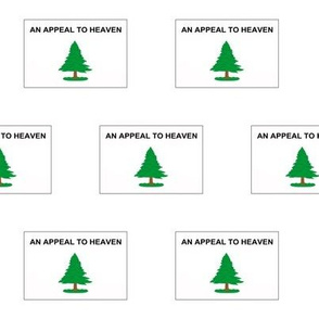 Pine Tree Flag // Large