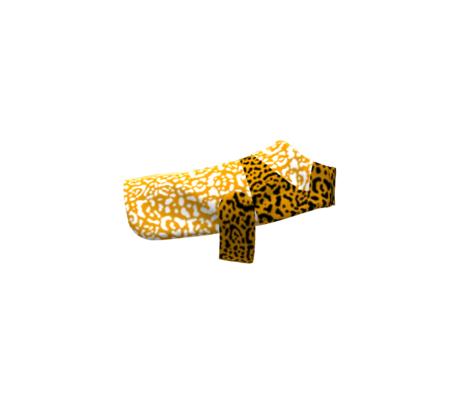 Jaguar Print Gold