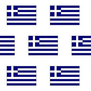 Greek Flag // Large