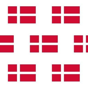 Danish Flag // Large