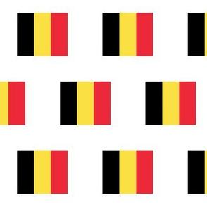 Belgian Flag // Large