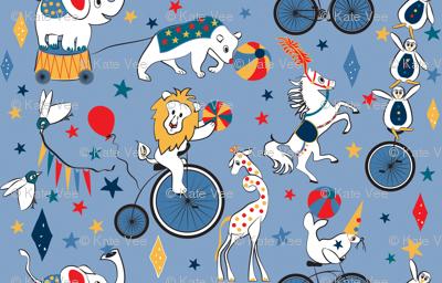 Circus Cycle Parade