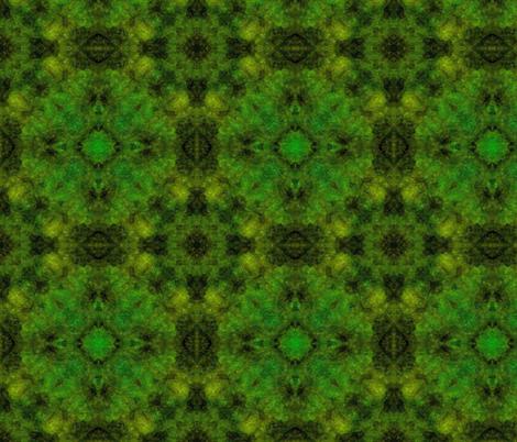 Forest Filter Mandala fabric by richardhjones on Spoonflower - custom fabric