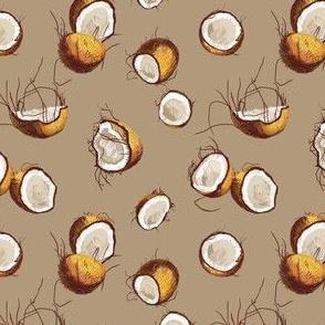 Coconuts Brown