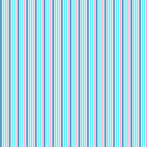 Seaside stripe fabric//surf bunny 2 matching stripe