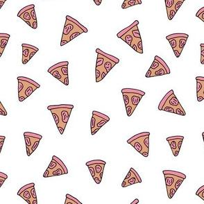 I love Italy italian food design pizza slice girls pink cooking design