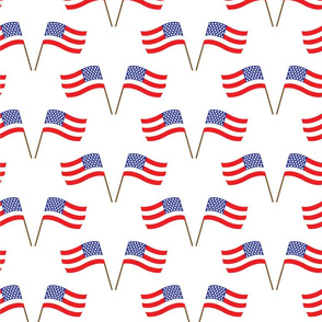 Patriotic Heroes Stars and Stripes Collection 8