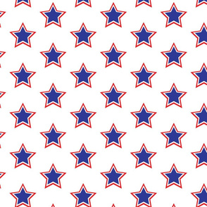 Patriotic Heroes Stars and Stripes Collection 3