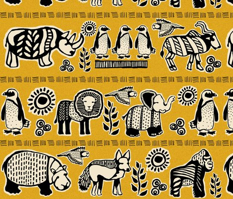 Rendangered_african_animals_shop_preview