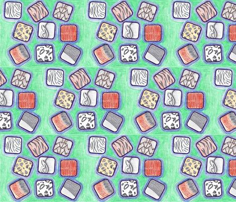 Almost Gone fabric by kate's_kwilt_studio on Spoonflower - custom fabric