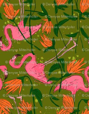 Found me a Flamingo